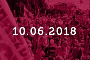 Ustaliliśmy datę marszów wkolejnym roku!