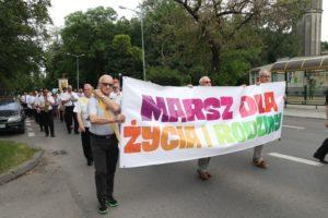Read more about the article Sandomierz – Marsz dla Życia iRodziny 2017