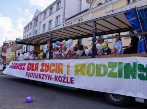 Read more about the article 20 maja wKędzierzynie-Koźlu opowiedziano się zażyciem!