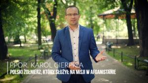 Por Karol Cierpica, otym, dlaczego trzeba być naMarszu.